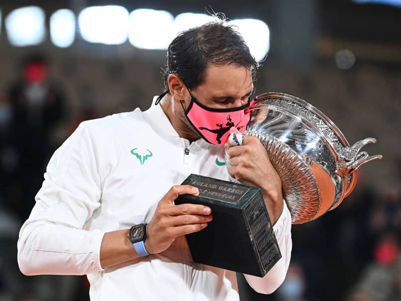 French Open: Rafael Nadal Beats Novak Djokovic To Win 20th Grand Slam Title