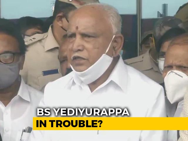 Video : Buzz About Chief Minister BS Yediyurappa's Replacement Again In Karnataka