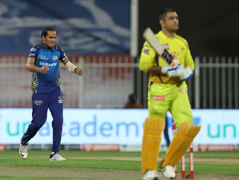 CSK v MI: Dhoni has defended CSK with strange logic, Now this logic can use!