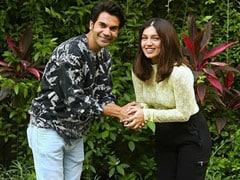 <I>Badhaai Do</I>:  Rajkummar Rao And Bhumi Pednekar Share An Update On <I>Badhaai Ho</I> Sequel