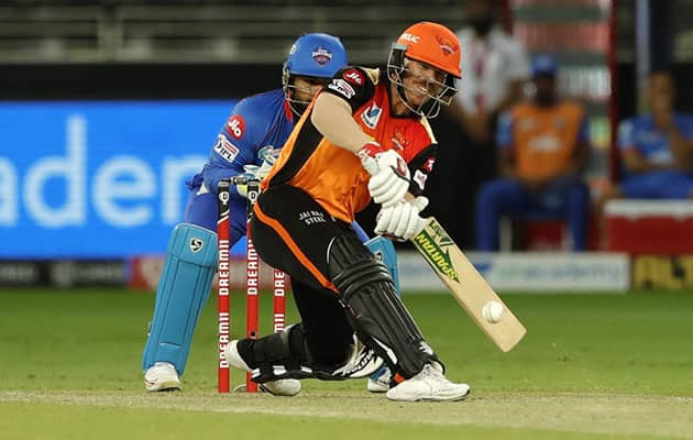 "IPL 2020: Warner ""Took Responsibility At The Top"" In SRHs Win vs DC"