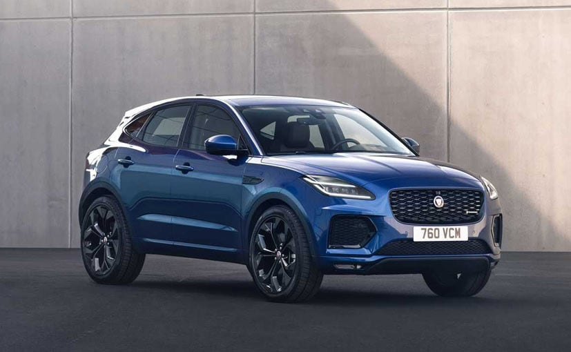 There are no mechanical changes on the 2021 Jaguar E-Pace
