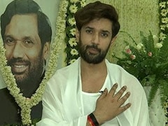 """Proves Nitish Kumar Is Worried"": Chirag Paswan On Leaked Video"