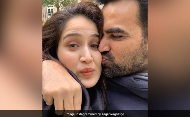 On Zaheer Khan's Birthday, Sagarika Ghatge Writes A Note To Her 'Best Friend'