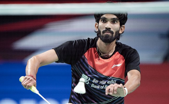 Denmark Open: Kidambi Srikanth Knocked Out After Losing To Chou Tien Chen In Quater-Finals