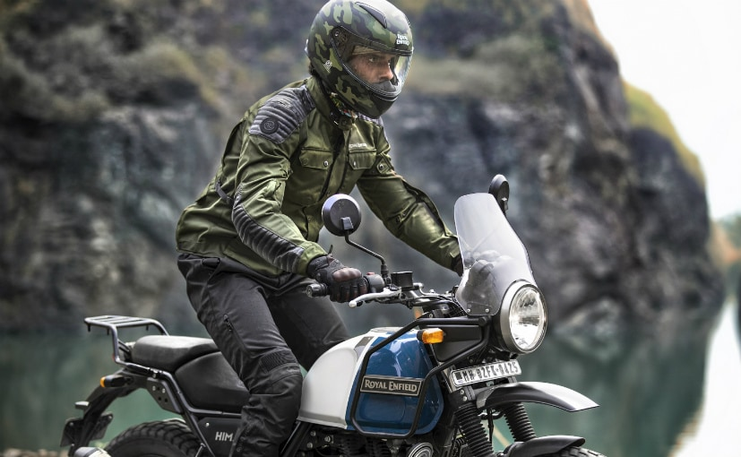 The new riding jacket collection from Royal Enfield is designed for various riding conditions
