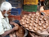 Video : Hopes Of Good Diwali Dashed For Potters In Dharavi Due To Pandemic