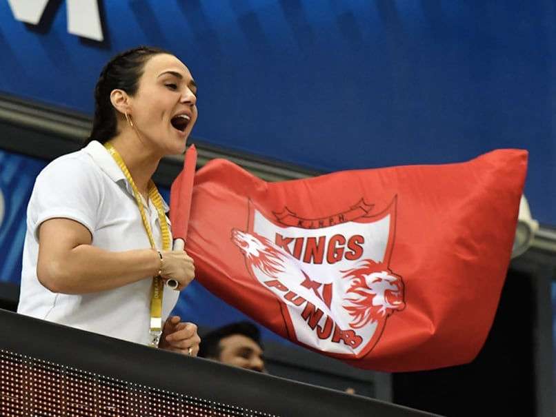 """Still Shaking"": Preity Zinta Reacts To Kings XI Punjab's Thrilling Double Super Over Win Over Mumbai Indians"