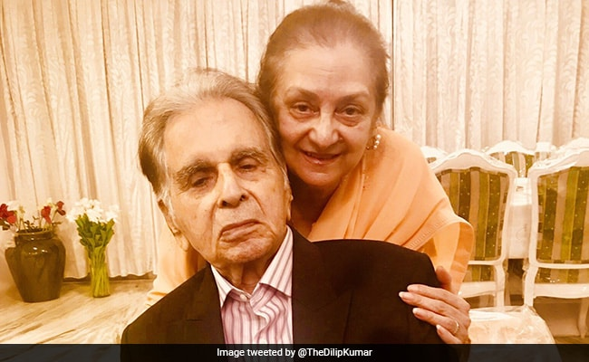 No Anniversary Celebrations For Dilip Kumar And Saira Banu This Year. Read Her Message