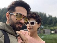 "Ayushmann Khurrana On Tahira Kashyap's New Book: ""Hope Our Parents Don't Read It"""