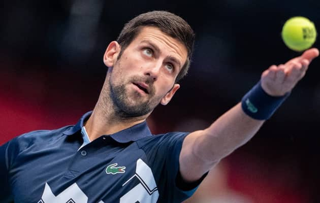 """""""Did What I Came For"""": Djokovic Shrugs Off Heaviest Defeat"""