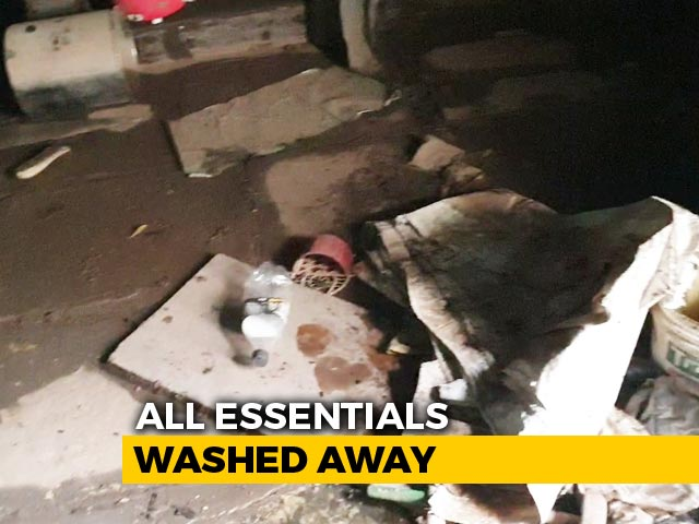 Video : Huge Losses For Families In Rain-Hit Parts Of Hyderabad
