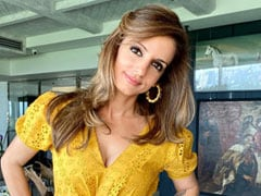 Here's What Hrithik Roshan Thought Of Birthday Girl Sussanne Khan's Outfit In This Pic