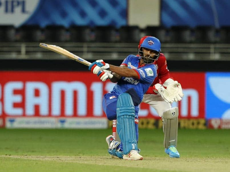 KXIP vs DC: Thats how Shikhar Dhawan put the hammer on Punjab, enjoy whole inning thorugh 94 seconds video