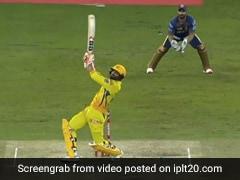 IPL 2020: जडेजा ने मैच जिताकर गजब अंदाज में मनाया जश्न, पारी देख धोनी की पत्नी बोलीं- 'बाप रे बाप...' - देखें Video