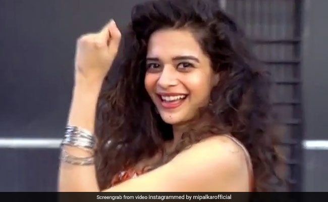 Over A Million Views For Mithila Palkar's Performance To 'Ban Than Chali'