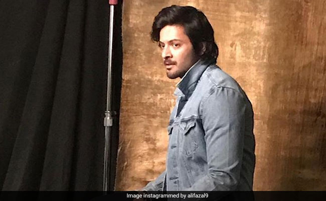 Ali Fazal Celebrates Birthday With Two Chocolate Cakes And Hilarious Surprise From Friends (See Pics)