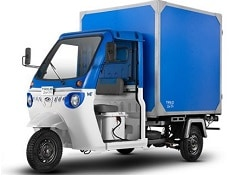 Amazon Likely To Use Mahindra Treo Zor Electric 3-Wheelers For Logistics Operations: Report