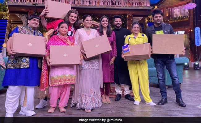 After missing out on IPL 2020, Suresh Raina to appear in Kapil Sharma Show