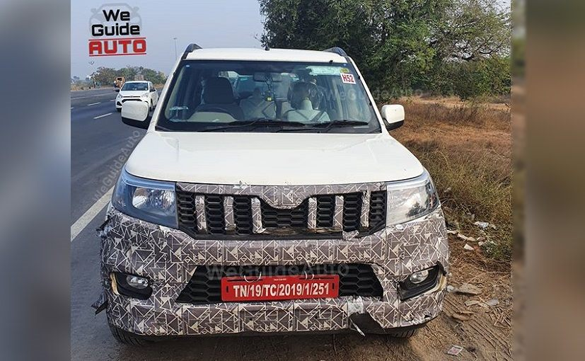 The Mahindra TUV300 is the only vehicle in the company's line-up that is yet to become BS6