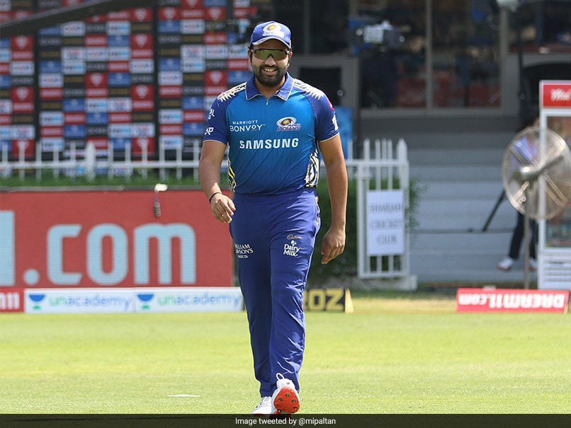 """We Are Excited"": Kieron Pollard Gives Update On Rohit Sharma's Injury After Win Over Delhi Capitals"
