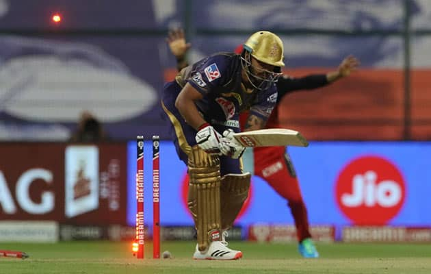IPL 2020: KKRs Unwanted Record In Defeat To RCB