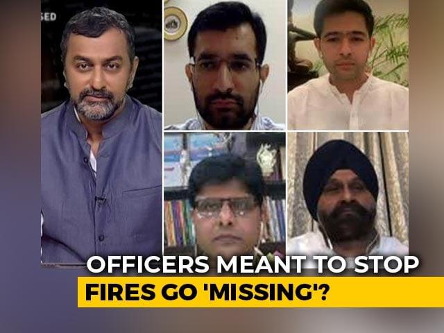 Video : Punjab's Unchecked Farm Fires Causing Air Pollution In Delhi?