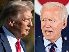 "Combative Trump Says Pandemic Over, Joe Biden Says He Did ""Nothing"""