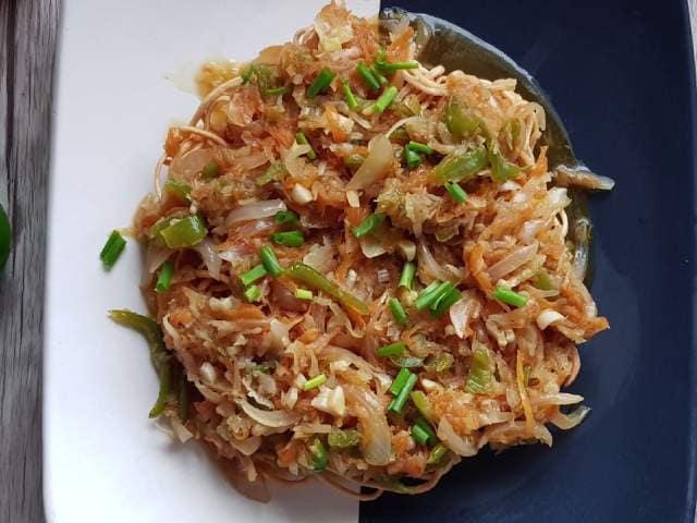 Video : How To Make Vegetable Chopsuey | Easy Vegetable Chopsuey Recipe Video