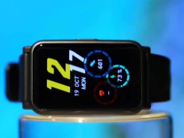 Video : A Sensor-Laden Budget Smartwatch