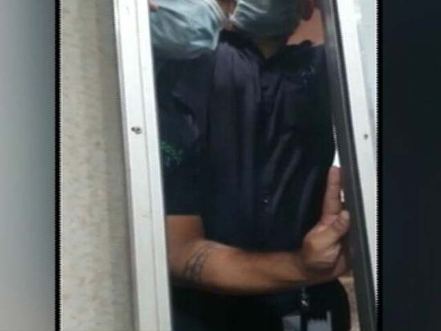 Video: 'Stuck Inside Office Elevator': NDTV Reporter During Mumbai Power Outage