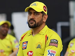 """It's Just A Game..."": MS Dhoni's Wife Sakshi Posts Heartfelt Poem As CSK Miss Out On IPL 2020 Playoff Spot"