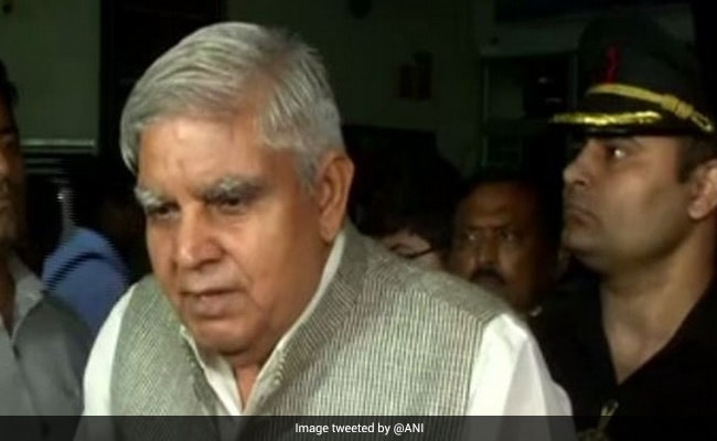 Governor Seeks 'Incisive Audit' Of All Drugs Cases Since 2016 In Bengal