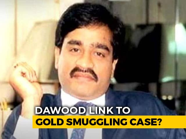Video : Dawood Ibrahim Link Suspected In Kerala Gold Smuggling Case: NIA To Court