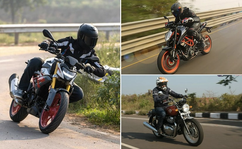 The Royal Enfield Interceptor 650 has the most powerful engine among the three bikes here