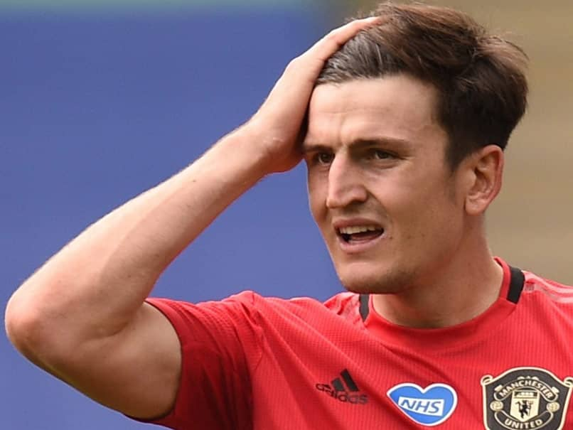 Harry Maguire Will Bounce Back After Setbacks, Says Manchester United Boss Ole Gunnar Solskjaer