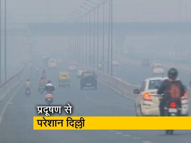 Videos : दिल्ली : कोरोना से मौत, प्रदूषण भी कारण?