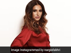 We Can't Get Enough Of Nargis Fakhri's Red Look