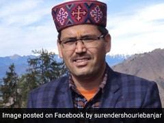 Himachal BJP MLA Surender Shourie Tests Positive For COVID-19