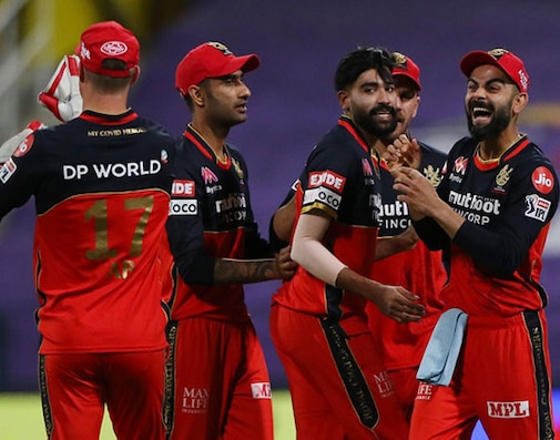 IPL 2020: Siraj The Star As KKR Blown Away By RCB