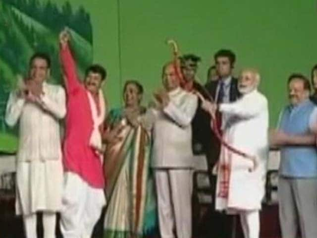 Video : Delhi's Iconic Ramleela Event, Attended By PM, Won't Be Held This Year