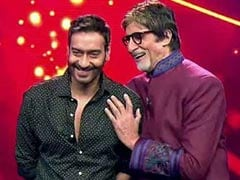 To Amitabh Bachchan On His Birthday, With Love From Ajay Devgn, Anushka Sharma, Hrithik Roshan And Other Celebs