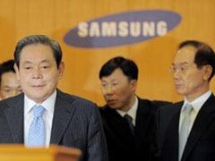 सैमसंग के चेयरमैन ली कुन-ही का 78 साल की उम्र में निधन