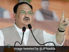 JP Nadda Slams Maharashtra Government Over Celebrities' Tweets Probe