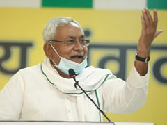 """Unlike Them, Politics Not A Business For Me"": Nitish Kumar"