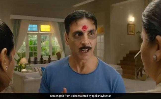 Laxmmi Bomb Trailer: Akshay Kumar As A Transgender Ghost Makes This Horror Comedy A Laugh Riot