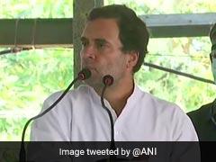 Rahul Gandhi Taunts PM Over Wind Turbine Ideas, Ministers Hit Back