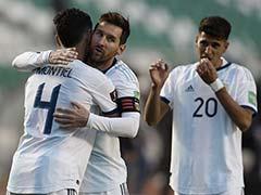 Argentina Squeeze Past Bolivia, Ecuador Hammer Uruguay In World Cup Qualifier