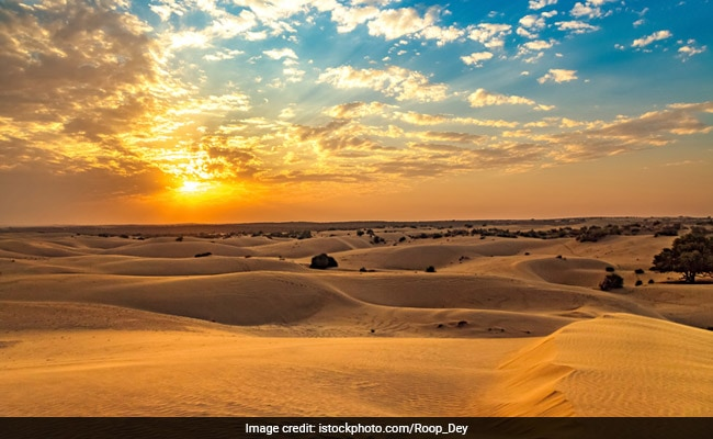 "Evidence Of ""Lost"" River That Ran Through Thar Desert 1,72,000 Years Ago Found"