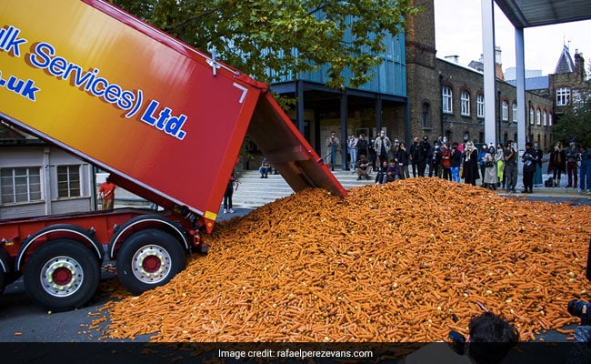 Why 29 Tonnes Of Carrots Were Dumped On A London Street
